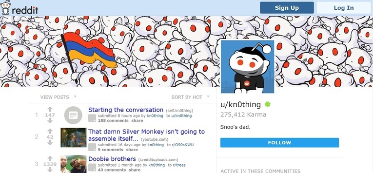 Reddit To Get Profile Pages Soon: Doomed To Become A